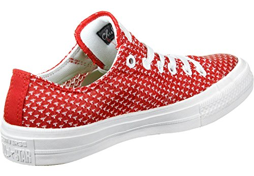 Converse All Star II Ox chaussures Rouge