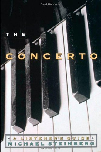 The Concerto: A Listener's Guide (Listener's Guide Series)