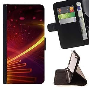 Jordan Colourful Shop - Digital galaxy For Apple Iphone 6 PLUS 5.5 - Leather Case Absorci???¡¯???€????€??????????&f