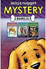 Leila and Nugget Mystery Collection #1 (Volume 4) Paperback