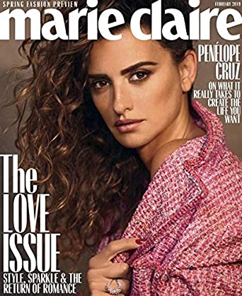 marie claire hearst magazines kindle store. Black Bedroom Furniture Sets. Home Design Ideas