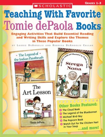 Read Online Teaching with Favorite Tomie dePaola Books PDF