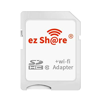 GuDoQi WiFi Adaptador De Tarjeta De Memoria WiFi Lector De ...