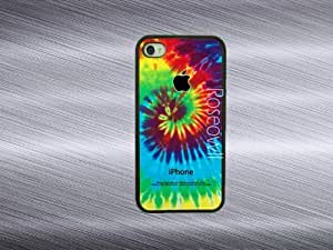 Iphone 5c case - Colorful Swirl iphone 5c cases best unique rubber iphone covers
