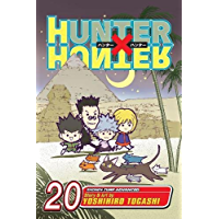 Hunter x Hunter, Vol. 20: Weakness (English Edition)