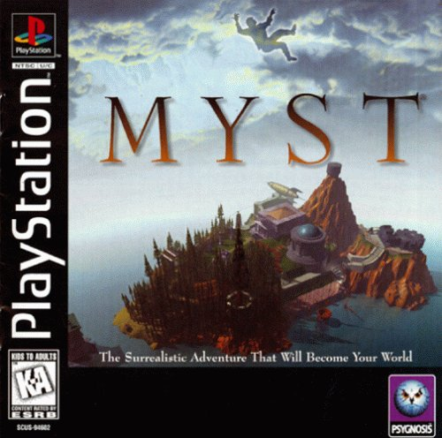 Amazon com: Myst - PlayStation: Video Games