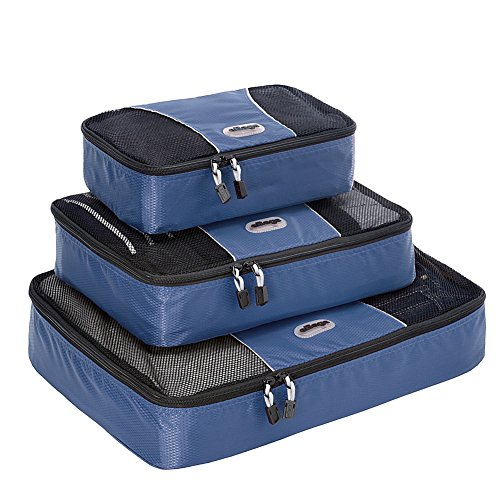 eBags Packing Cubes 3pc Set product image
