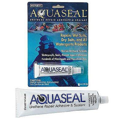 - McNett Aquaseal - 8 Ounces Product Care