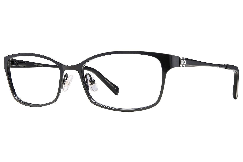 Eyeglasses Vera Wang v350ブラックブラック 51/16/132  B01KRTSP6Y