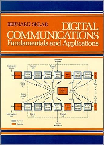 libro comunicaciones digitales sklar