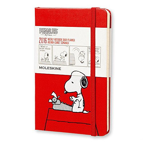 Moleskine 2016 Peanuts Limited Edition Weekly Notebook 12m Pocket Scarlet Red Hard Cover 3 5 X 5 5 Buy Online In Dominica At Dominica Desertcart Com Productid 15422284