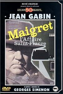 """Afficher """"Maigret et l'affaire Saint-Fiacre"""""""