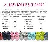 Zutano Fleece Baby Booties|Soft Sole Stay On Baby