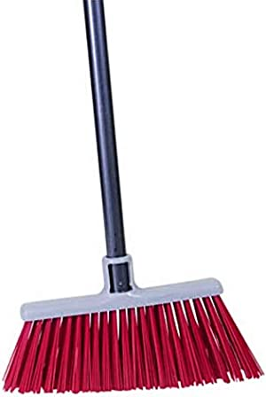 Quickie Bulldozer Rough Surface Upright Broom