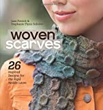 img - for Woven Scarves: 26 Inspired Designs for the Rigid Heddle Loom book / textbook / text book