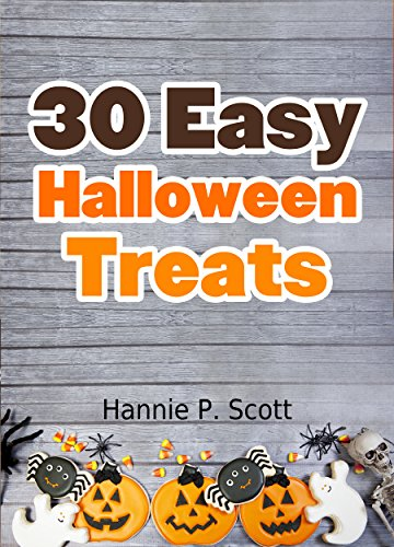30 Easy Halloween Treats and Recipes: Halloween Recipes