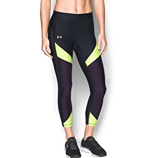 Under Armour Women's HeatGear Color Blocked Ankle Crop