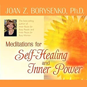 Meditations for Self Healing and Inner Power Speech