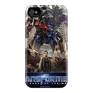 Hot VfUWnhz3750mQJxZ Optimus Prime Transformers 3 Dark Of The Moon Tpu Case Cover Compatible With Iphone 5/5s
