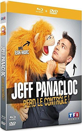 Jeff Panacloc Perd Le Contrôle ! - Combo Blu-Ray+ Dvd