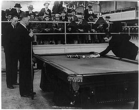 Foto: Ralph Greenleaf, 1899 - 1950, Concannon, Campeonato, Torneo ...