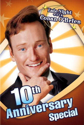 Late Night with Conan O'Brien 10th Anniversary Special (Daly City Stores)