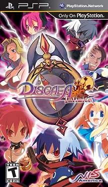 Disgaea Infinite - Sony PSP