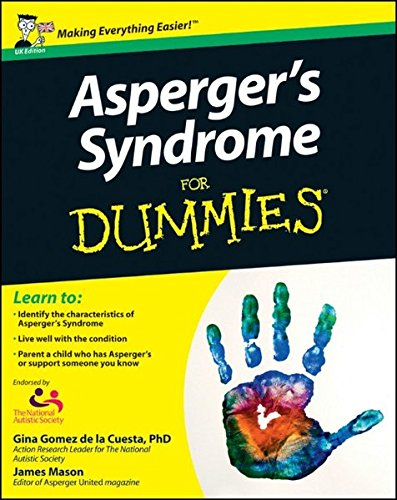 Aspergers Syndrome Dummies Georgina Cuesta