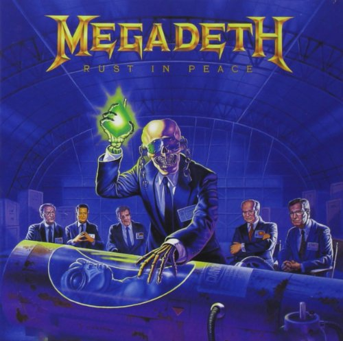 Megadeth: Rust In Peace (Remastered) (Audio CD)