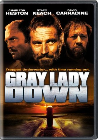 DVD : Gray Lady Down (DVD)