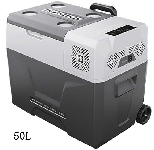 SSLL 30L/40L/50L Nevera Coche con Compresor PortáTil Nevera Coche ...