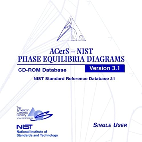 Acers Nist Phase Equilibria Diagrams Diy Enthusiasts Wiring Diagrams