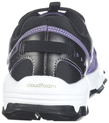 adidas Performance Women's Rockadia w Trail Running Shoe, Trace Purple/White/Core Black, 7.5 M US by adidas (Image #2)
