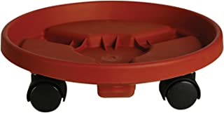 "product image for Bloem Round Plant Caddie Saucer - 14"" - Terra Cotta"