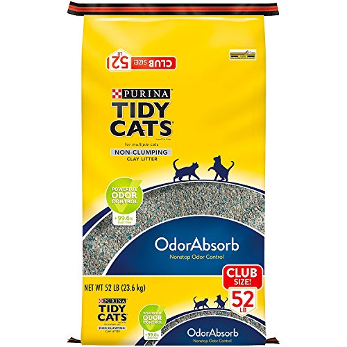Purina Tidy Cats Non-Clumping Cat Litter for Multiple Cats 5