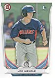 2014 Bowman Prospects #BP110 Joe Wendle - Cleveland Indians (Rookie / Prospect)(Baseball Cards)