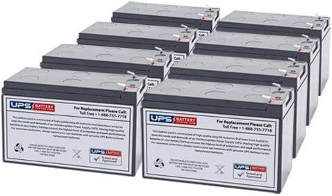 APC Smart UPS RT 48V SURT48XLBP UPSBatteryCenter Compatible Replacement Battery Set