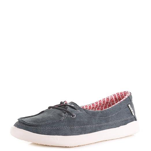Women's Ferrara Slip On Deck Shoe