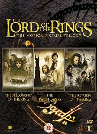 Lord Of The Rings TTT Mexican Exclusive Cinema Set
