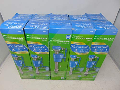 (10-Pack) - HC660 HydroClean Water Saving Fill Valve