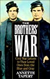 The Brothers' War, Annette Tapert, 0679722114