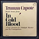 Truman Capote Reads Scenes From In Cold Blood Lp Vinyl Record