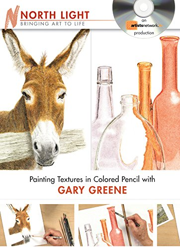 Painting Textures Colored Pencil Greene product image