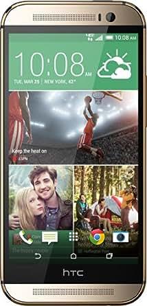 HTC One M8, Amber Gold 32GB (Verizon Wireless)
