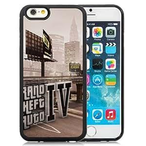 6 TPU case,Gta Grand Theft Auto City Road Car iPhone 6 TPU cover