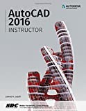 AutoCAD 2016 Instructor, Leach, James, 1585039527