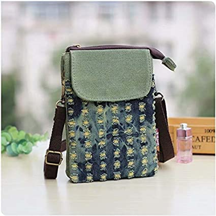 Doyime - Mini bolsas bandoleras para teléfono móvil ...