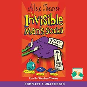 The Invisible Man's Socks Audiobook