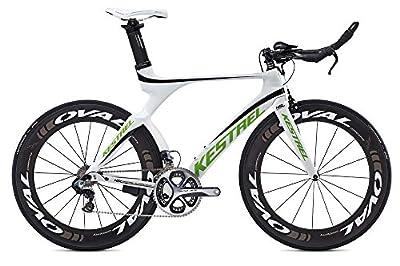 2013 Kestrel 4000 LTD Shimano Dura Ace Di2 650c 3035116347 White 47CM Bike