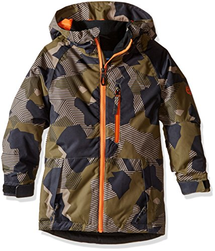 Insulated Boys Snowboard Jacket - 3